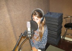Children Help Record Bridge Vocals for Challan Carmichael's New Song