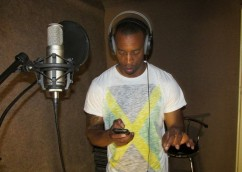 KC Da Rookee back in the Studio with Help from Nottingham Producers