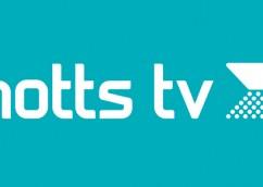 Challan Carmichael on Notts TV