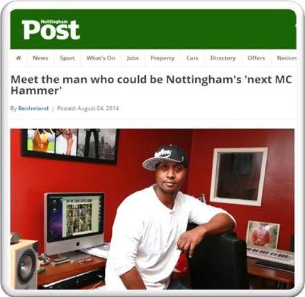 Nottingham Post Publishes Article about Challan Carmichael
