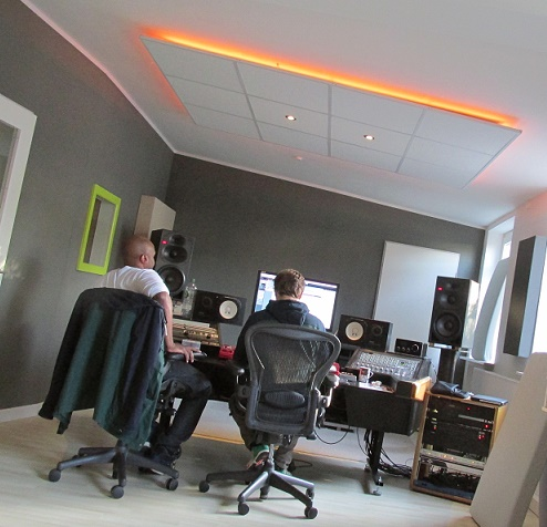 Challan Carmichael Returns Triumphant from Recording Session in Hamburg