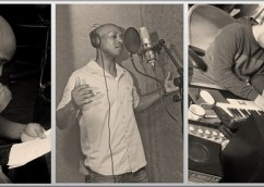 Moroni 7 Records Challan Carmichael Returns to Germany for Further Recording