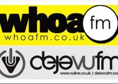 KC Da Rookee Visits Whoa FM and DEJAVU FM