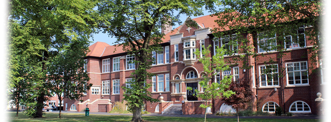 Levenshulme Girls High Building