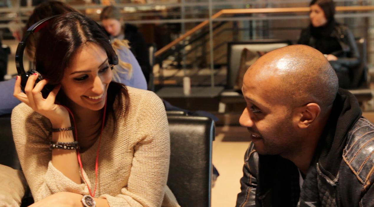 Divya gets an exclusive listen to #StepByStep