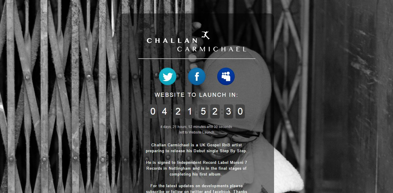 Challan Carmichael website