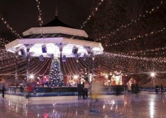 Challan Carmichael Performs at Winter Wonderland